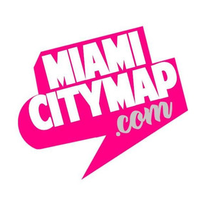 MIAMI CITY MAP
