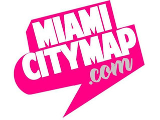 MIAMI CITY MAP