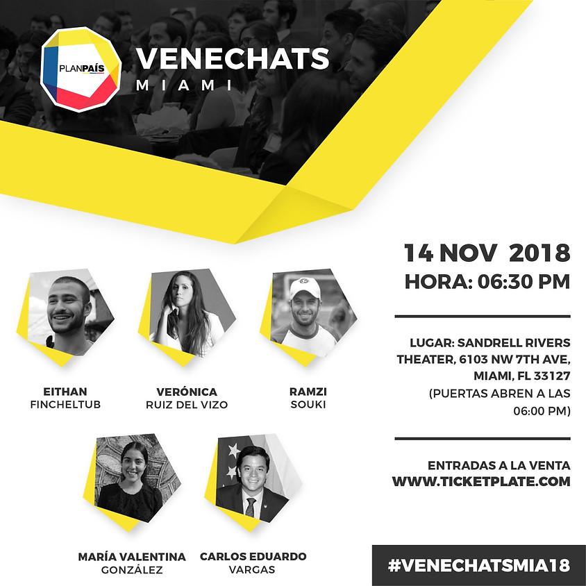 Plan Pais: VeneChats Miami