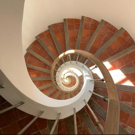 Escalier Tours
