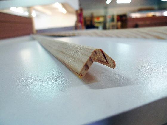 Baguette d'angle - PIN MARITIME - 1er choix