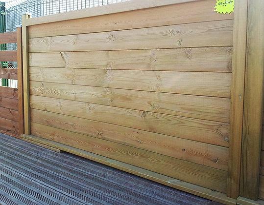 Lame clôture Classe 4 - 1er choix - Ep. 21 mm