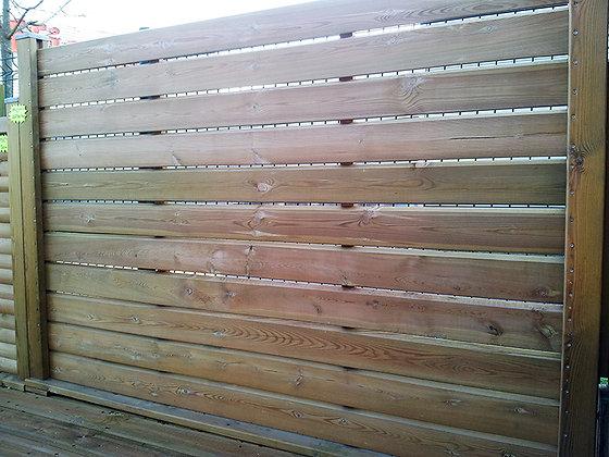 Lame clôture Classe 4 - 1er choix BIAISE