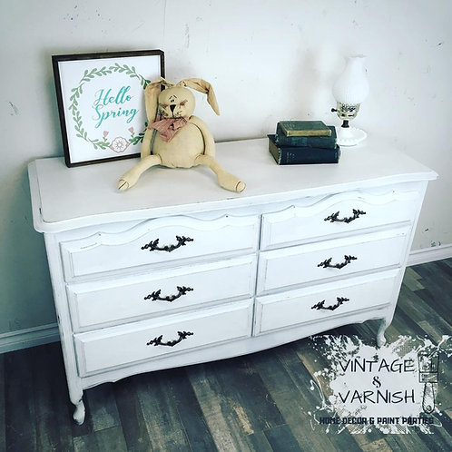 Farmhouse Dresser Set