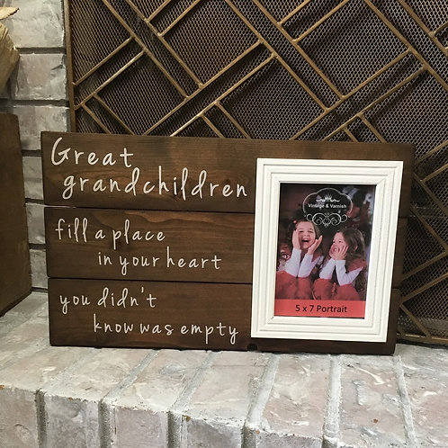 Great Grandchildren Fill A Space In Your Heart You Didn't Know Was Empty