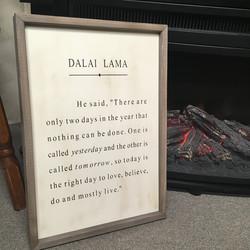 Dalai Lama - Small