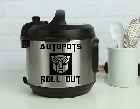 Autopots Roll Out