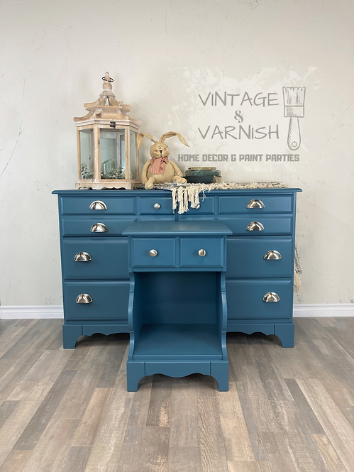 Matching Dresser & Side Table