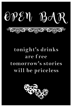 Open Bar - Priceless Memories