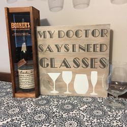Doc Says I need Glasses