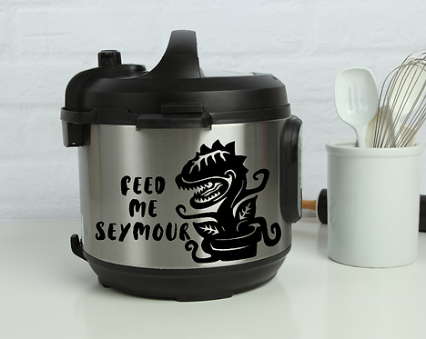 Feed Me Seymour - Little Shop of Horrors