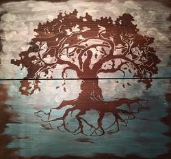 Boho Tree