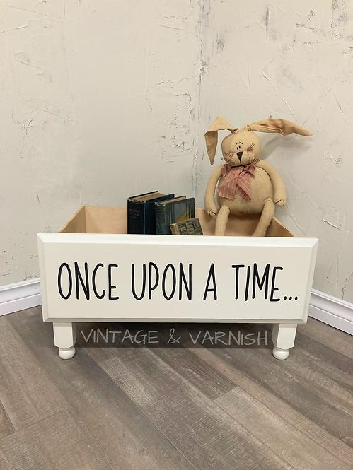 Handmade Book Box