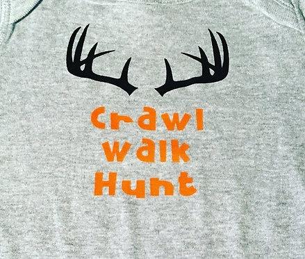 Crawl Walk Hunt