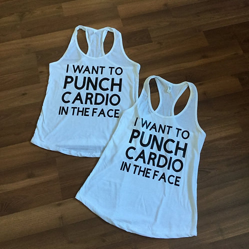 I Want to Punch Cardio in the Face