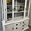 Thumbnail: Hutch Style Bar Cabinet with Lights