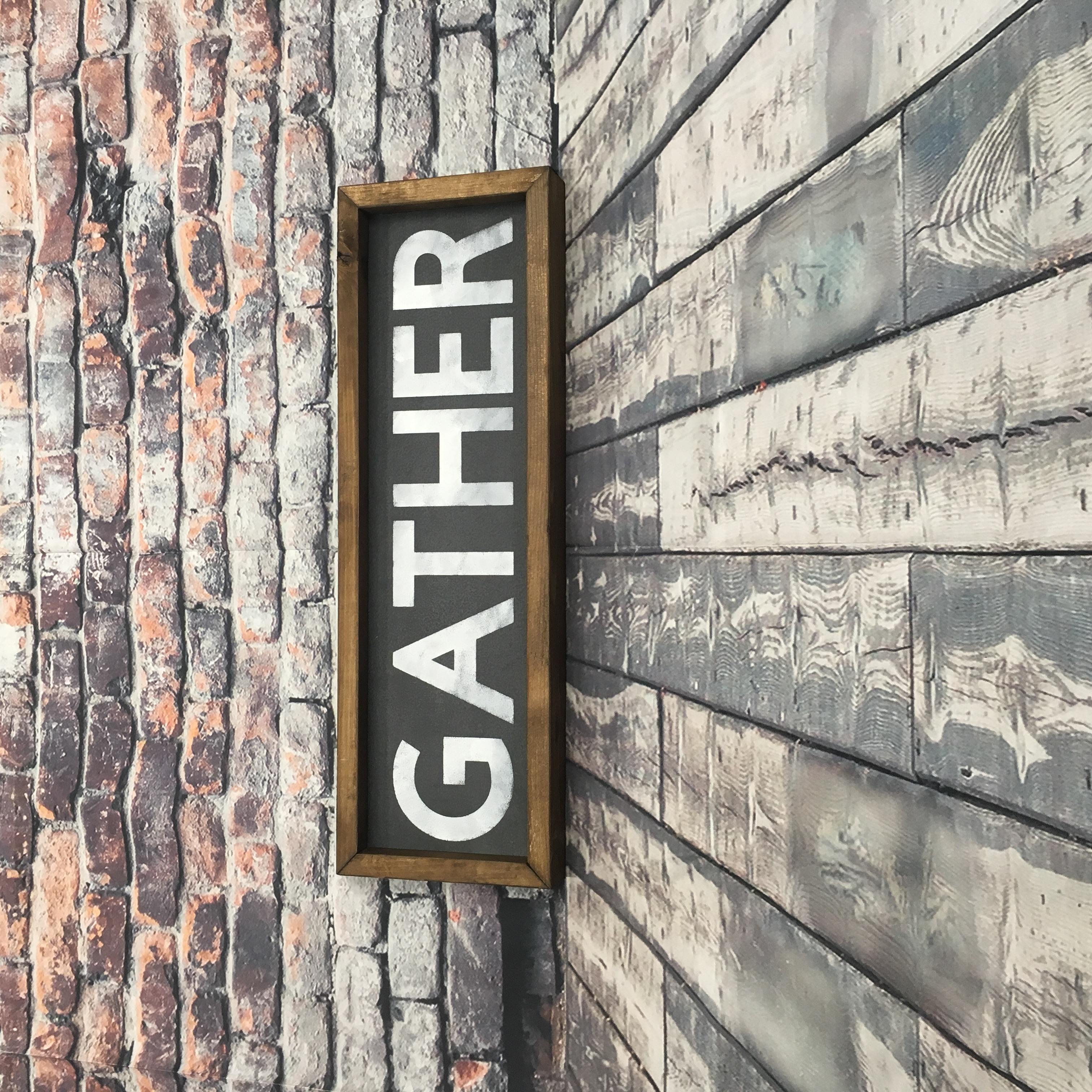 Gather- Square