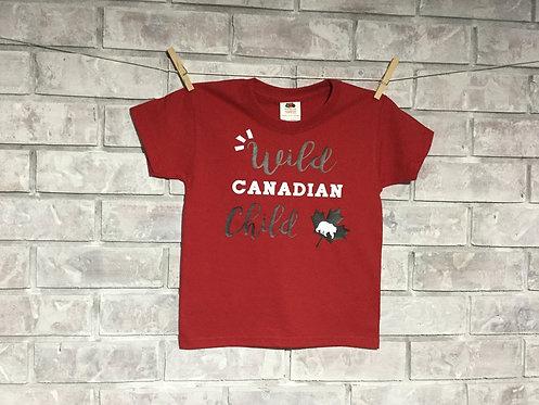 Wild Canadian Child