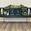 Thumbnail: Credenza with Gold Pin Legs