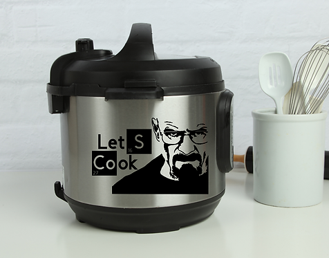 Breaking Bad - Let's Cook