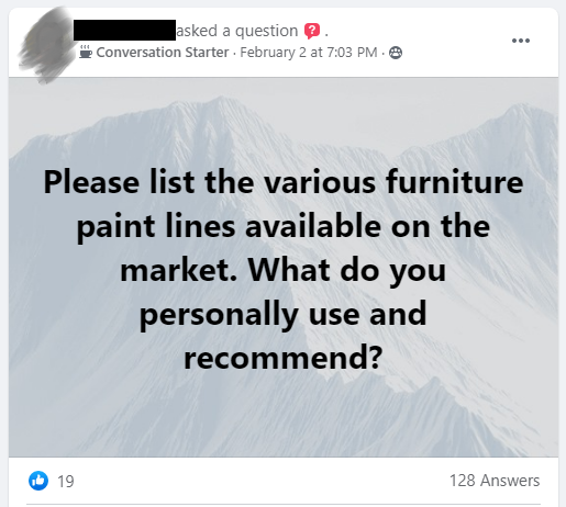 What is the BEST Paint to Use on Furniture?