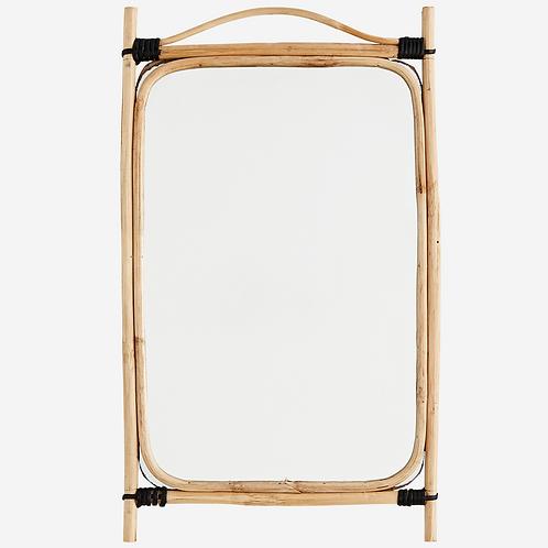 Spegel bambu Madam Stoltz