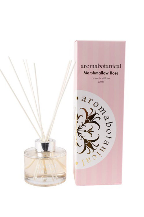Rumsdoft/doftpinnar Aroma Botanical - Marshmallow Rose