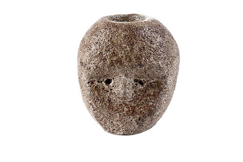 Ljusstake Stoneface