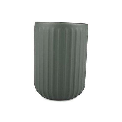 Tandborstmugg keramik