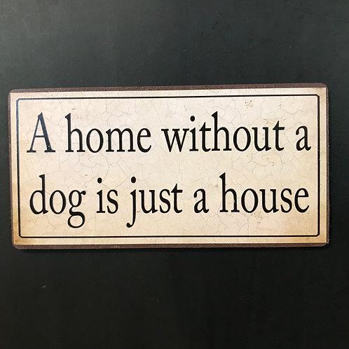 Kylskåpsmagnet/ Dog