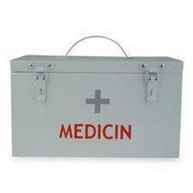Medicin Låda