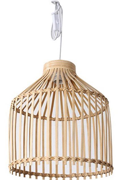 Lampa Bambu