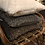 Thumbnail: Kuddfodral (lammskinnsimitation) vit