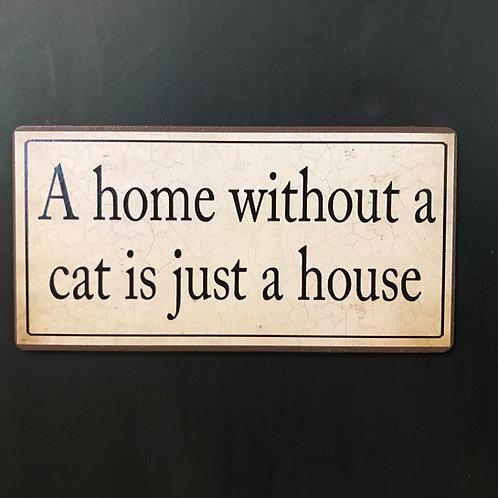 Kylskåpsmagnet/ Cat