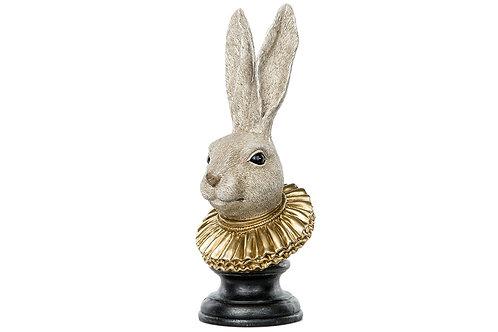 Kaninhuvud stort