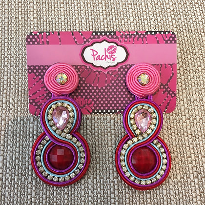Ameenah ( Pink & Purple )