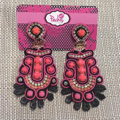 Zuhur Blak & Pink