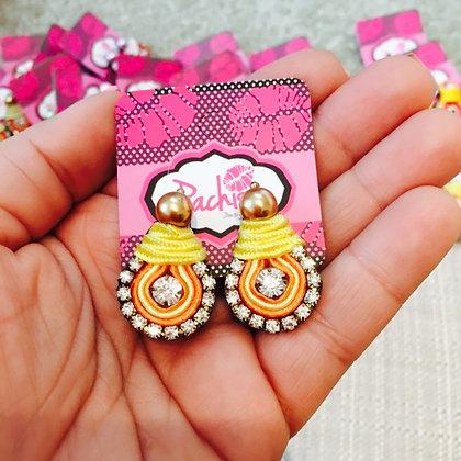 Fatima Yellow & Pink