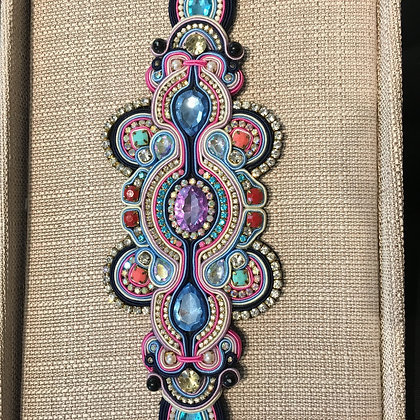 Soutache Belt 100% Handmade