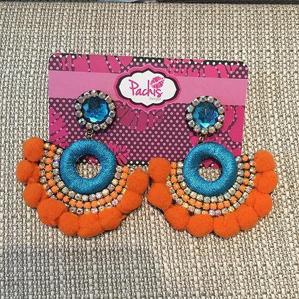 Adara Orange & Teal