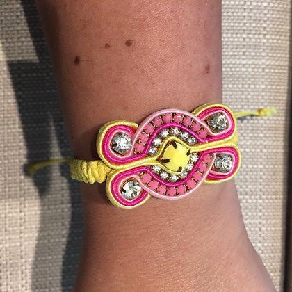 Bracelet 100% Handmade  Fits all size
