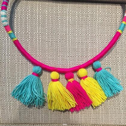 Necklace 100% Handmade ( Unique Piece)