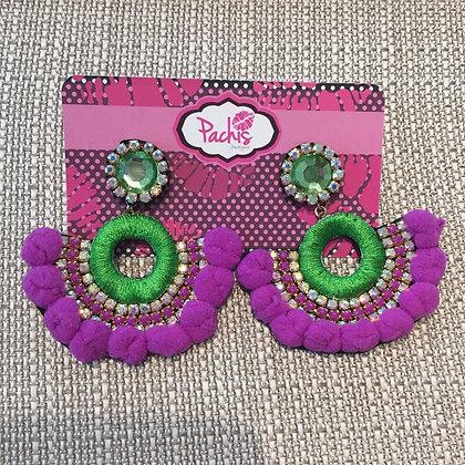 Adara Green & Purple