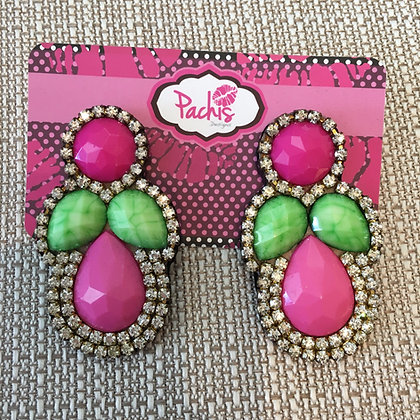 Kalila ( Pink & Green )