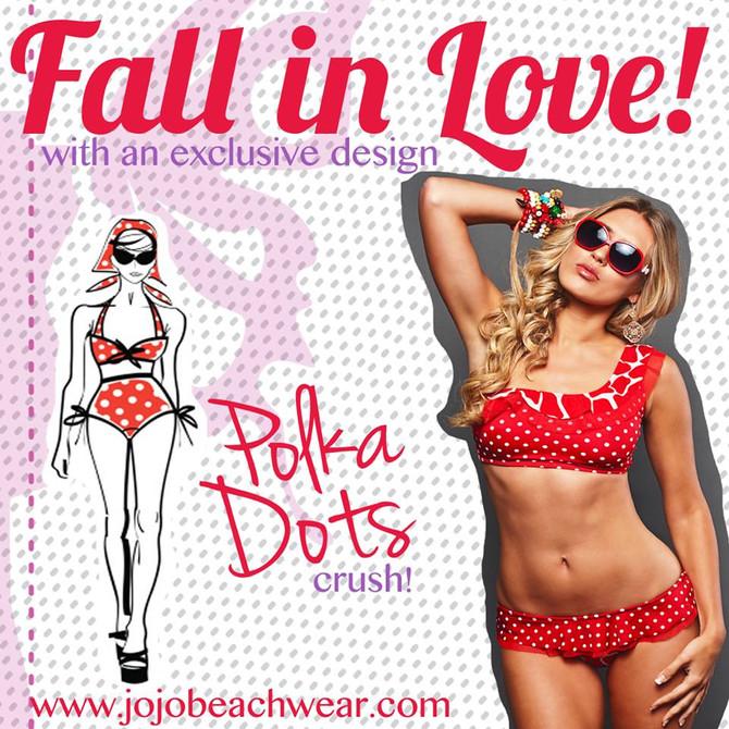 Polka Dots & Red! Fabulous Combination!!!!