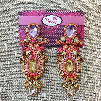 Lana ( Gold & Pink )