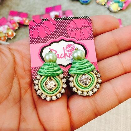 Fatima Green & Light Green