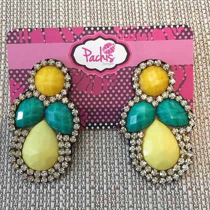 Kalila ( Yellow & Green )