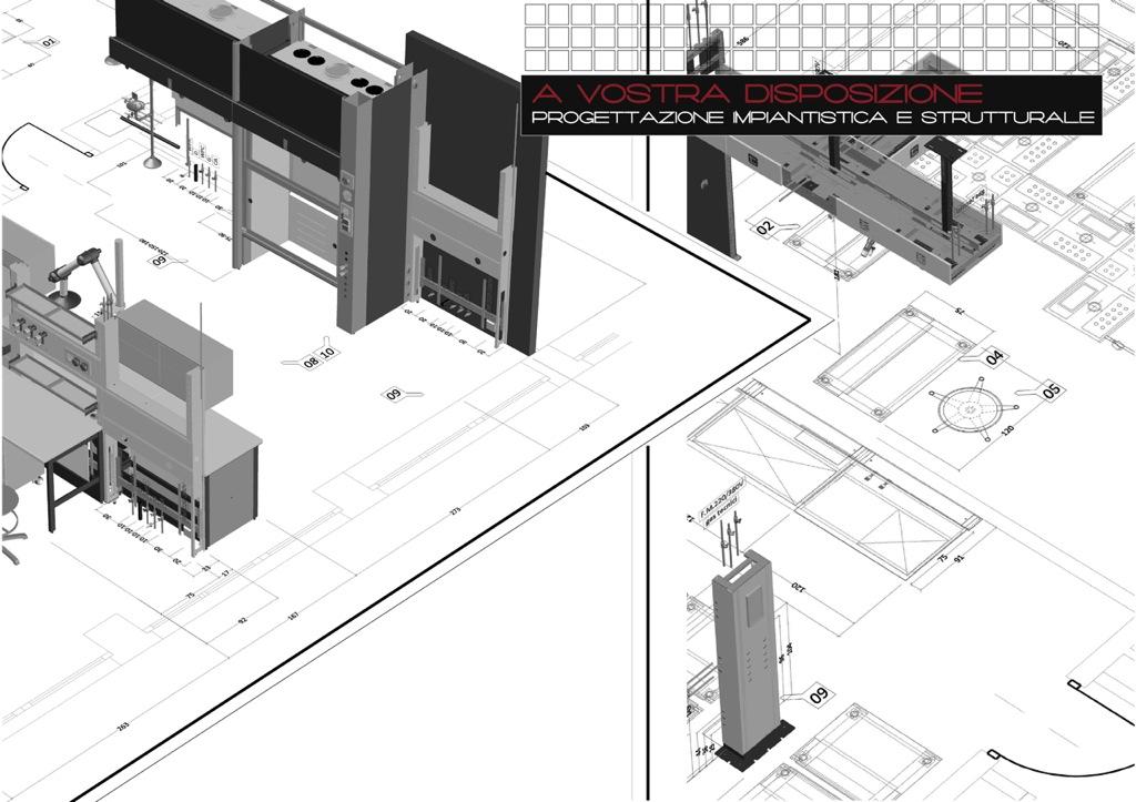Progettazione impiantistica