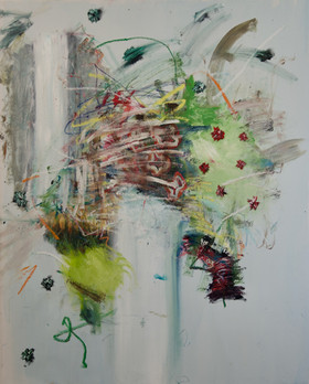 Oil on canvas 155 x 120 cm 2020